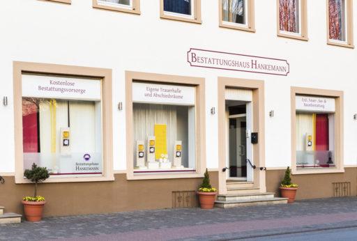 Bestattungshaus Hankemann Sassenberg