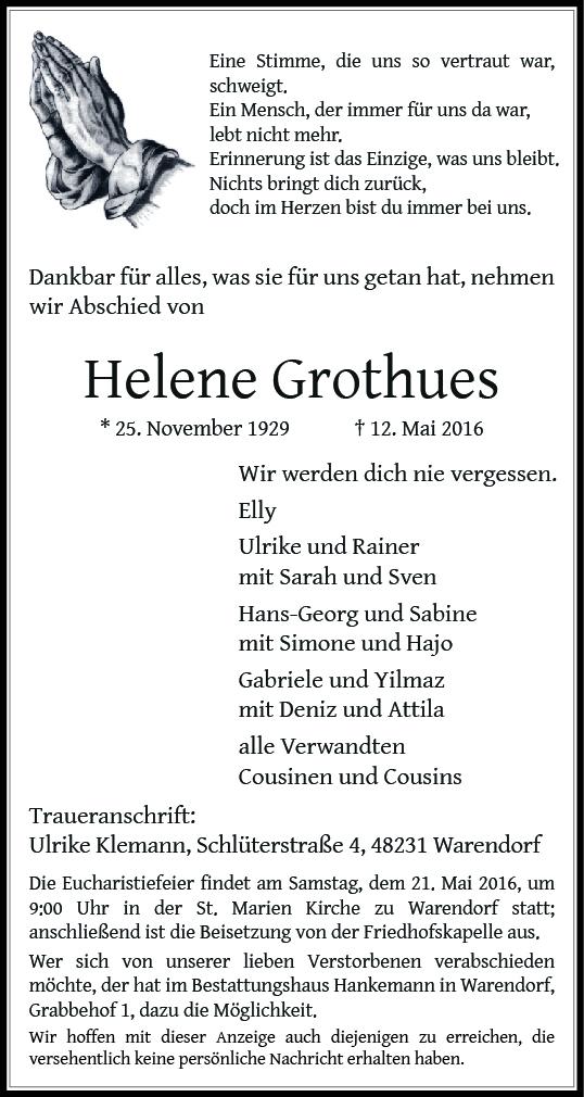 Grothues, Helene
