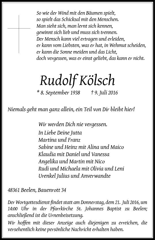 Koelsch, Rudolf