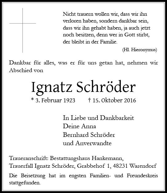 schroeder-ignatz